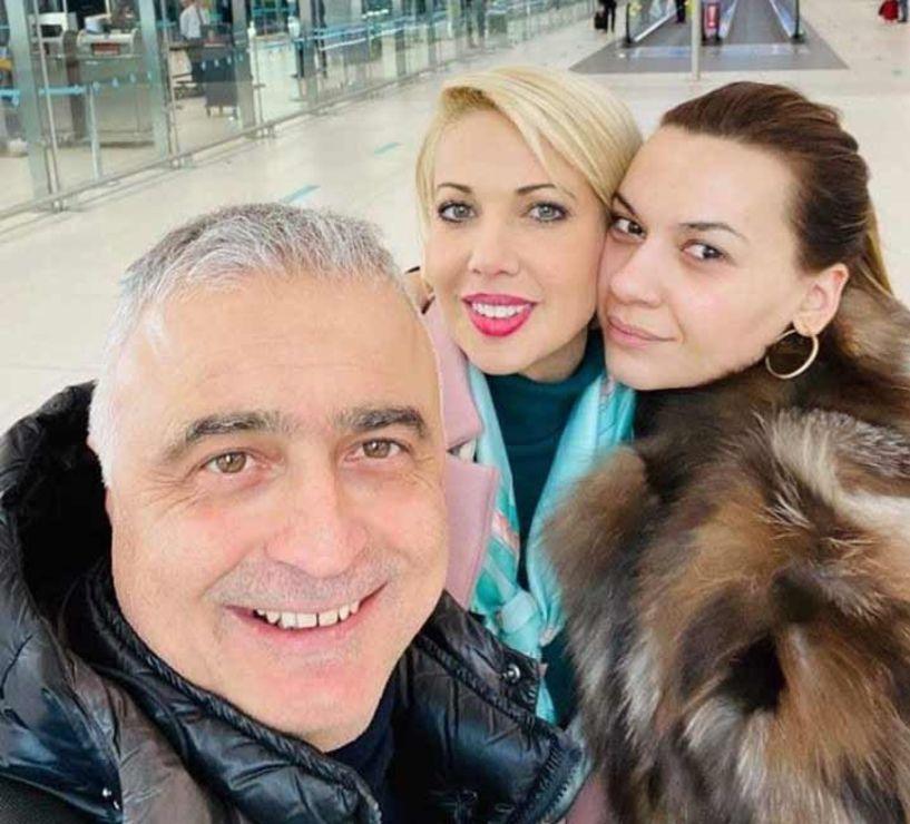 Ο Λάζαρος Τσαβδαρίδης στο Αζερμπαϊτζάν - Ως μέλος της αντιπροσωπείας παρατηρητών από τις χώρες της Ευρωπαϊκής Ένωσης