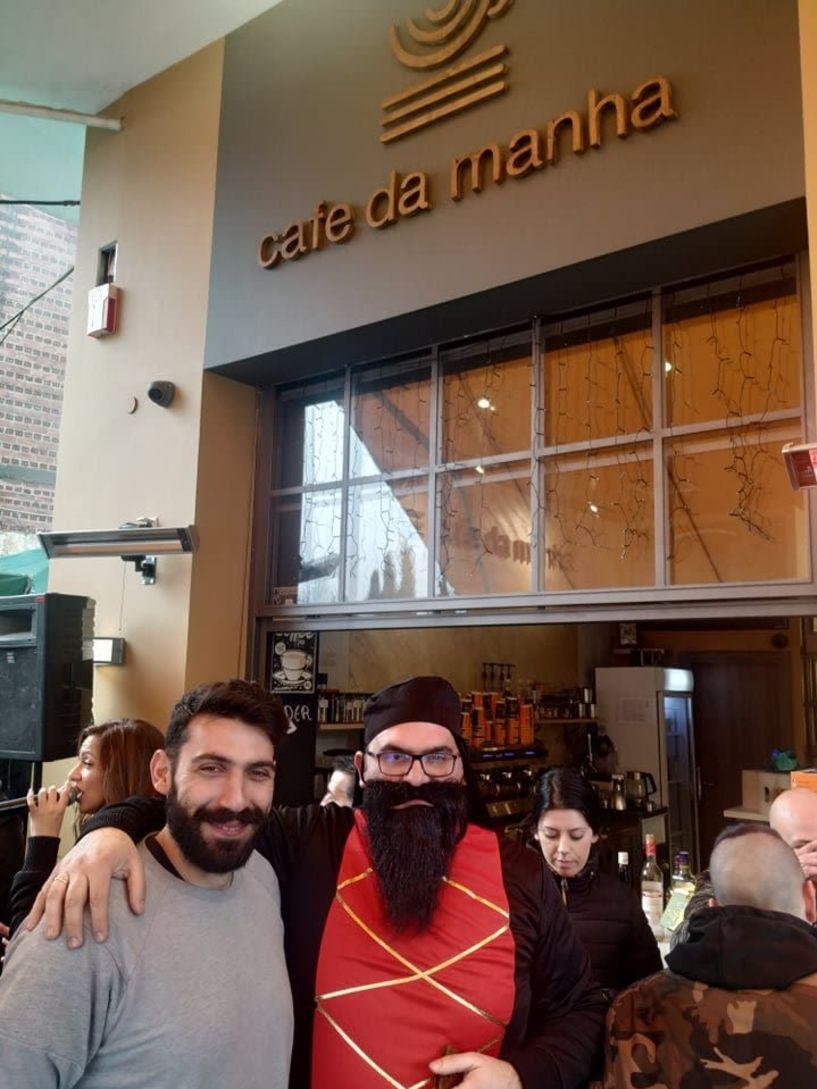 Γλέντι για την Τσικνοπέμπτη και  τα Γενέθλια του Café da Manha II - Βίντεο