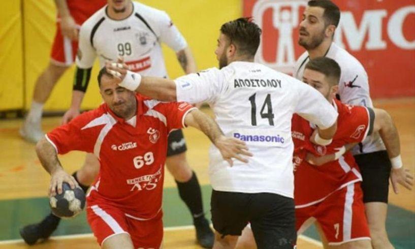 Handball Premier Σάββατο 6 μ.μ Φίλιππος- Ζαφειράκης