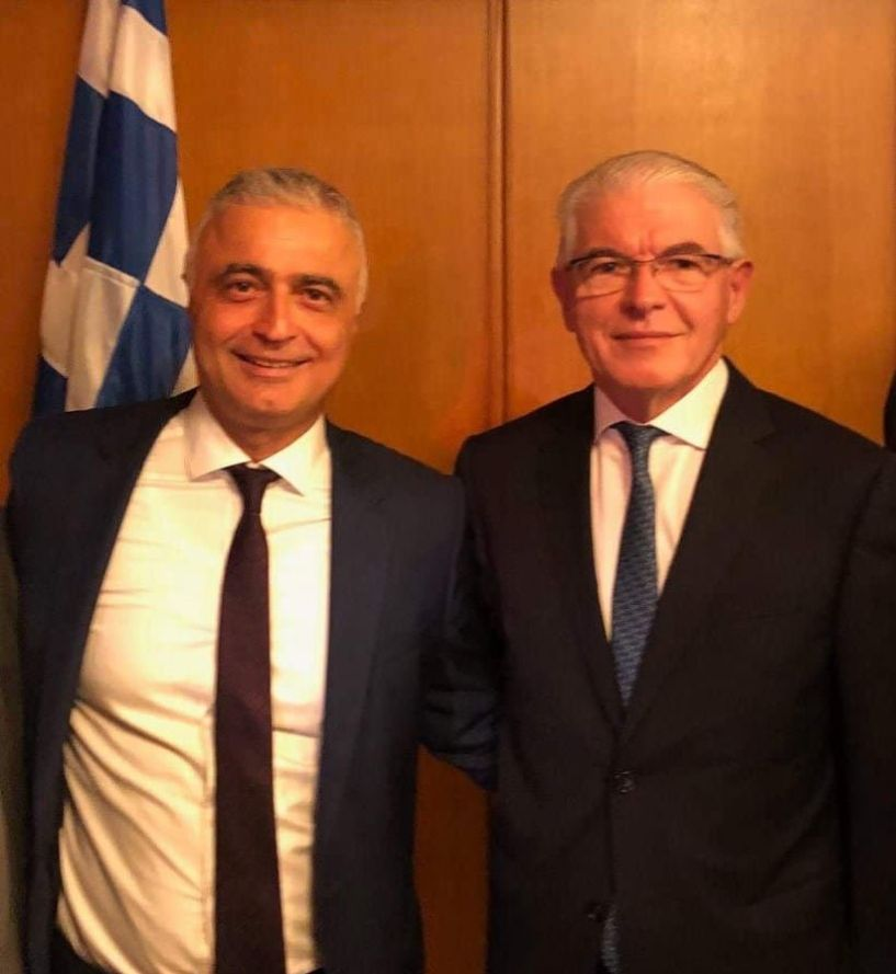 Ενίσχυση του ΕΛΓΑ Βέροιας για την επιτάχυνση των εκτιμήσεων των ζημιών, ζητά ο Λάζαρος Τσαβδαρίδης από τον Υπουργό Αγροτικής Ανάπτυξης