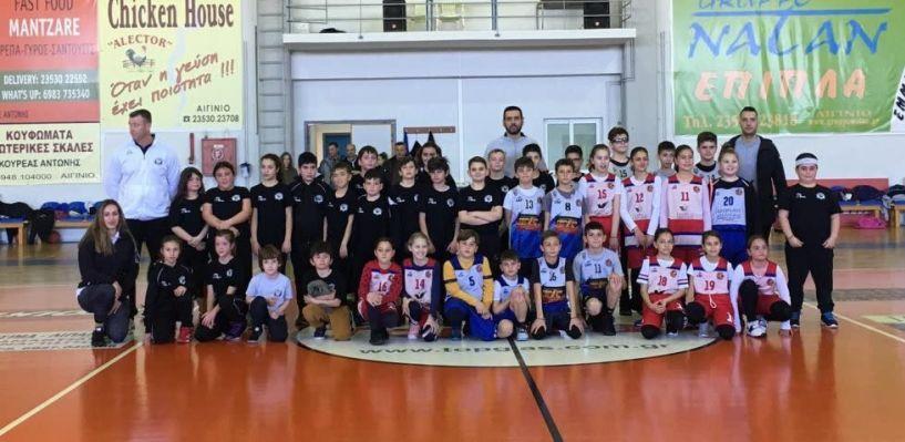 Με έμφαση στο μέλλον των νέων παιδιών του συλλόγου ξεκινάει η σεζόν στις Ακαδημίες  των Αετών Βέροιας - Παρουσίαση των προπονητών