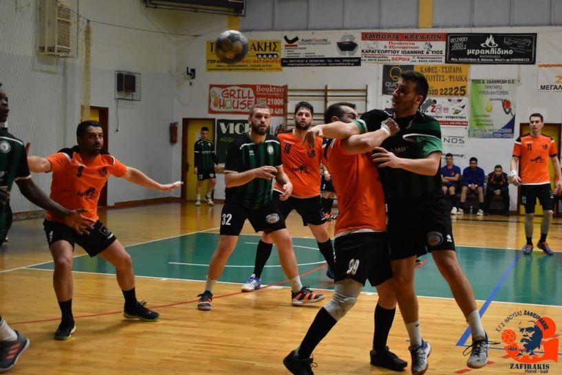 Με «σπασμένα φρένα» συνεχίζει ο Ζαφειράκης Νάουσας στο πρωτάθλημα της Α2 Ανδρών!