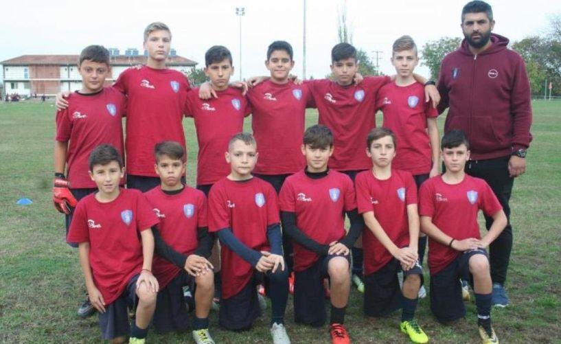 Νίκη με 2-0 της Κ14 της ΒΕΡΟΙΑΣ επί της συμπολίτισσας της Ακαδημίας