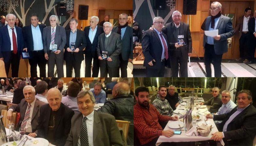 Ευχαριστήριο του Διοικητικού Συμβουλίου των παλαιμάχων Βέροιας