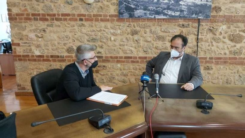 Δήμαρχος Βέροιας Κωνσταντίνος Βοργιαζίδης: