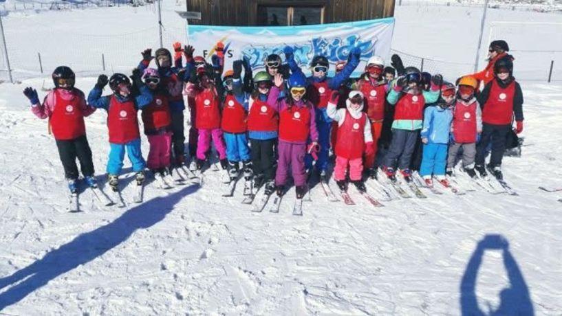 Αρχίζουν τα μαθήματα στο φυτώριο αλπικού σκι στον ΣΧΟ Βέροιας