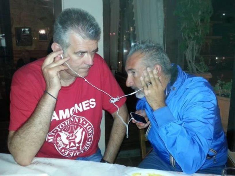 Ηλίας Λαζός: «Θέλουμε να κάνουμε κάτι μεγάλο στη μνήμη του Δημήτρη Γκίμα»