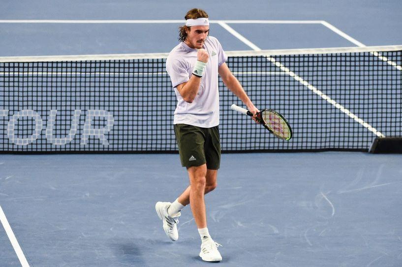 Στην 8άδα του Roland Garros ο Τσιτσιπάς! Νίκησε εύκολα τον Ντιμιτρόφ με 3-0 σετ