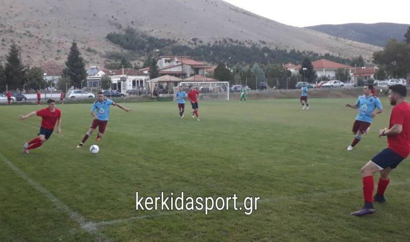 Νίκησε και την ΑΕΠ Καραγιαννίων η ΒΕΡΟΙΑ με 2-0 στην Ξηρολίμνη Κοζάνης