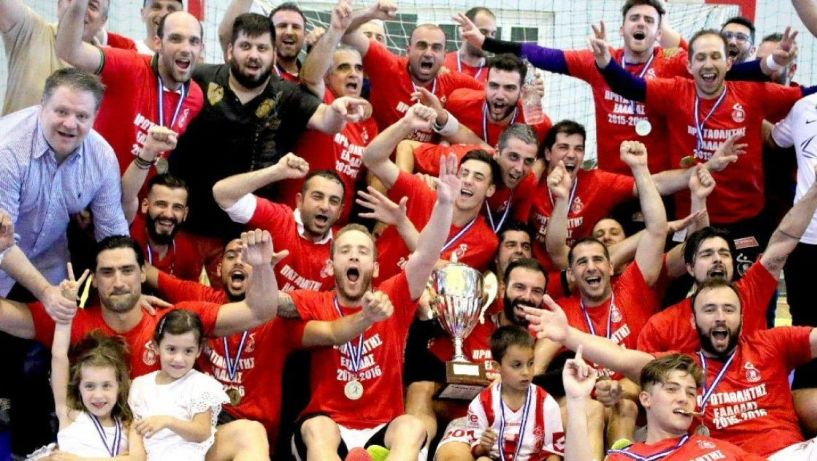 39 Χρόνια Κύπελλο Ελλάδος Ανδρών με τον Φίλιππο Βέροιας να εχει κατακτήσει 6 κύπελλα.!!