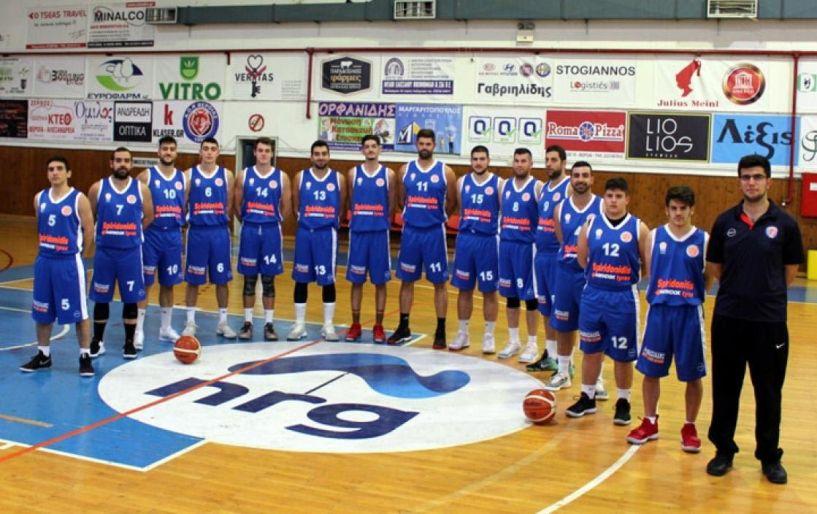 Μπάσκετ Γ' Εθνικής. Δοκιμασία για τον ΑΟΚ Βέροιας στα Γιάννενα