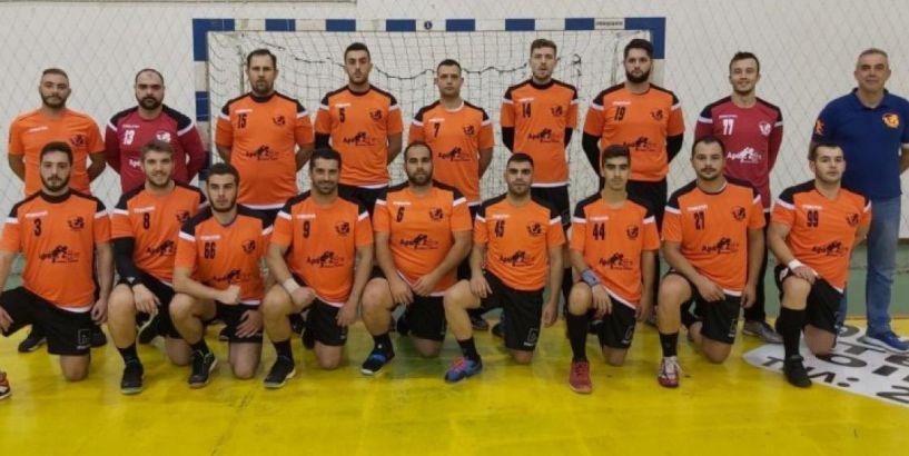 Α2 χαντ μπολ  Νίκησε τις Ελπίδες Αμυνταίου  ο Ζαφειράκης Νάουσας με 27-19