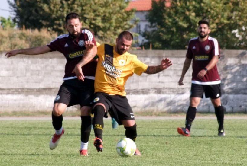 ΕΠΣ Ημαθίας Σπουδαία νίκη  2-3 του ΠΑΟΚ Αλεξάνδρειας στο Ροδοχώρι!