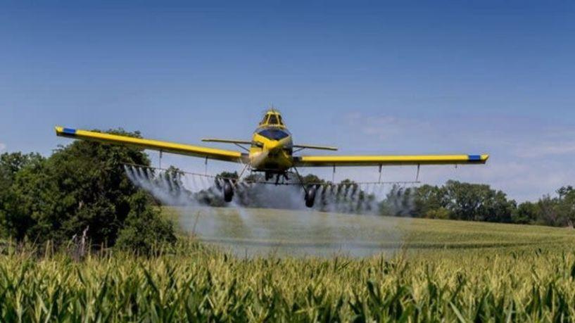 Έναρξη δράσεων εναέριας ακμαιοκτονίας κουνουπιών   σε περιοχές ορυζώνων της Θεσσαλονίκης