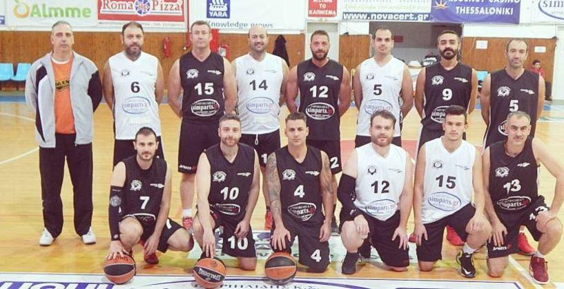 ΕΚΑΣΚΕΜ Β' Τελευταίο εκτός έδρας παιχνίδι για τους Αετούς Βέροιας