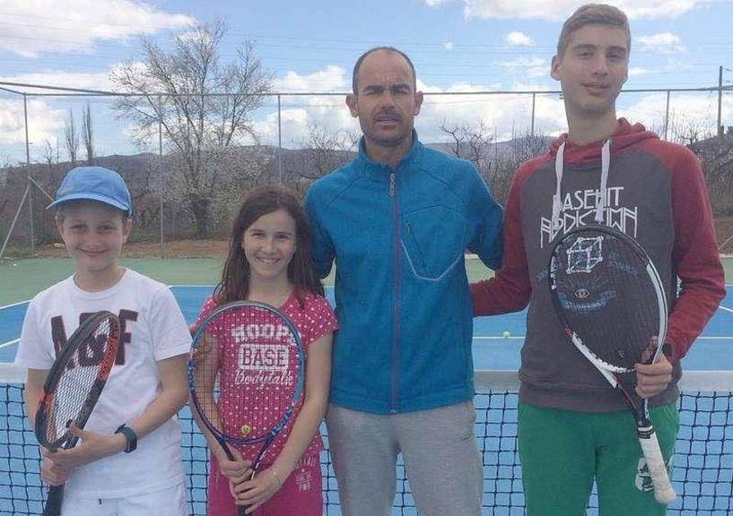 Επιτυχίες του Ομίλου Αντισφαίρισης Αλέξανδρος Βέροιας