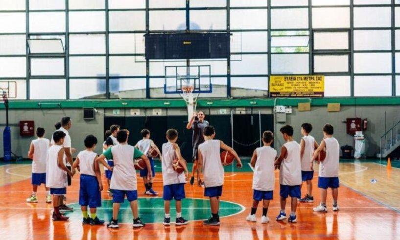 Real Madrid Basketball Camp: Αρχή δουλειάς με συμβουλές από τον Κώστα Τσαρτσαρή