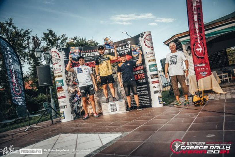 Με επιτυχία ολοκληρώθηκε το Greece Rally:2021 στην Βέροια