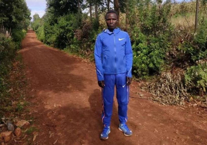 Διεθνής πλέον ο 8ος ΦΙΛΙΠΠΕΙΟΣ Δρόμος με την συμμετοχή του Κενυατη  Amos koech