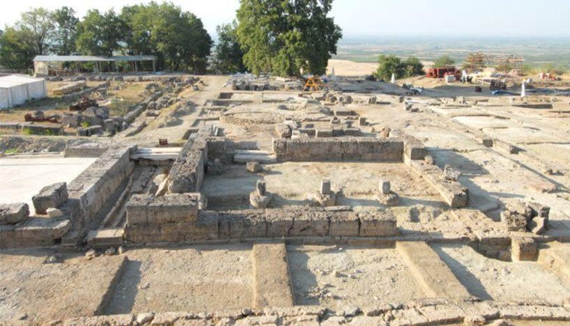 Πανηγυρική ξενάγηση   στο ανάκτορο των Αιγών και Κ. Π. Καβάφης στο Βυζαντινό Μουσείο
