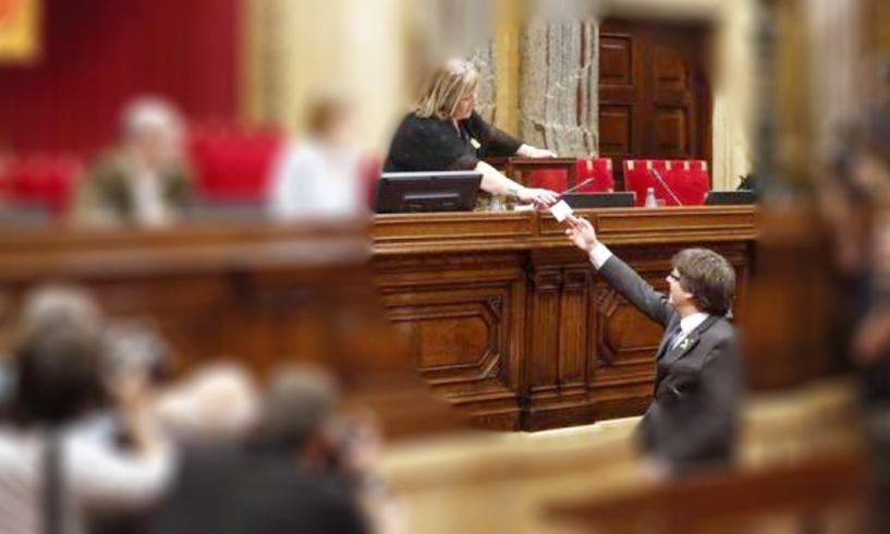 Απόσχιση Καταλονίας! Κάλεσμα στους Καταλανούς δημόσιους υπαλλήλους να «αντισταθούν» στη Μαδρίτη