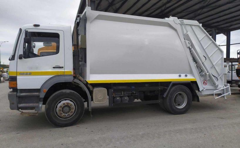 Πρόγραμμα αποκομιδής  απορριμμάτων και ανακυκλώσιμων υλικών για το Πάσχα στη Νάουσα