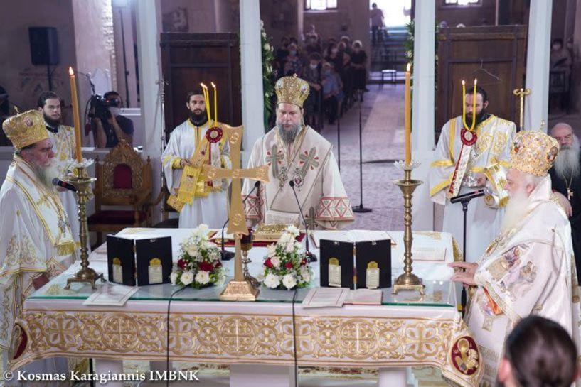 Με λαμπρότητα εορτάζει η Βέροια, τον ιδρυτή της τοπικής Εκκλησίας, Απόστολο των Εθνών Παύλο. Πολυαρχιερατικό Συλλείτουργο