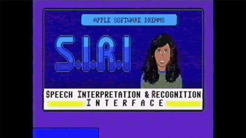 Πως θα ήταν η ψηφιακή βοηθός Siri της Apple την δεκαετία του '80; [Video]