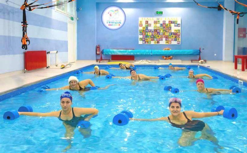 Πήγασος Aqua Center: Τα οφέλη της άσκησης σε ζεστό νερό
