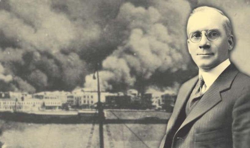 Έιζα Τζένιγκς: Ο Αμερικανός που έσωσε τις ζωές 350.000 Ελλήνων στη Μικρασιατική Καταστροφή....