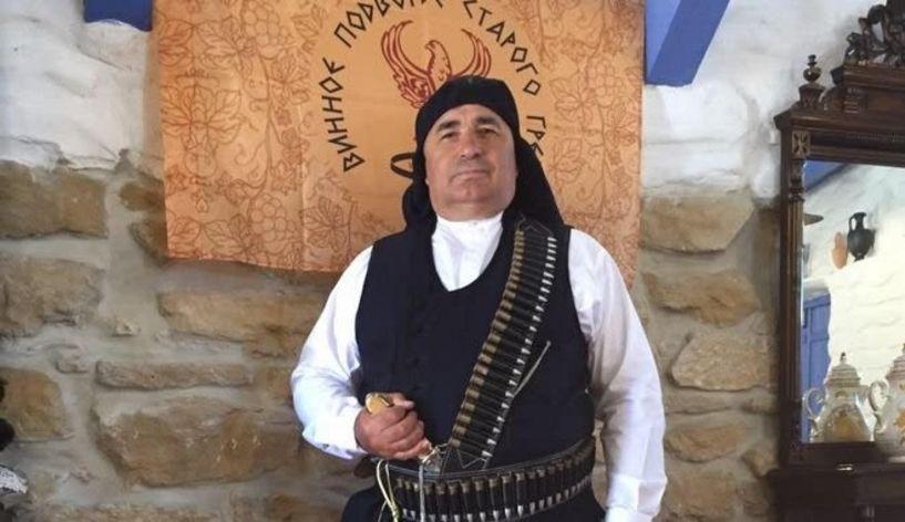 Κορονοϊός: Πόντιος ο πρώτος Έλληνας που εμβολιάστηκε στην Μόσχα