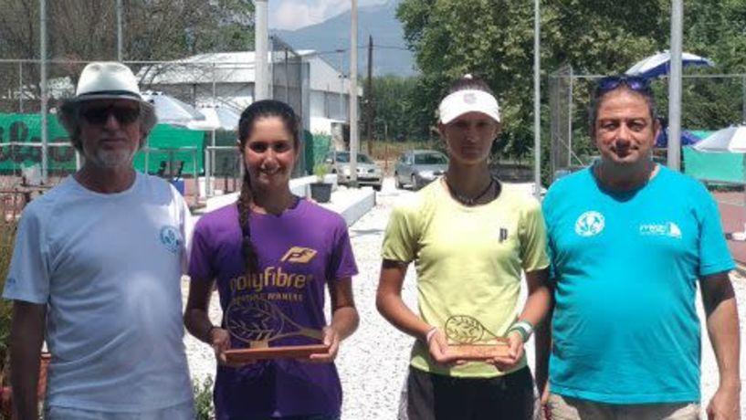 Πρωταθλήτρια η Ασλανισβίλι στην Αριδαία
