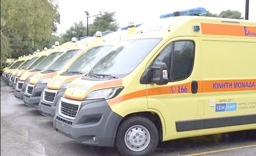 Προμήθειες Ασθενοφόρων για τα Παραρτήματα του ΕΚΑΒ με ίδιους πόρους