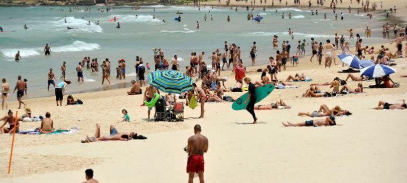 «Στον φούρνο» η Αυστραλία - Νέο κύμα καύσωνα με τον υδράργυρο πάνω από τους 45!