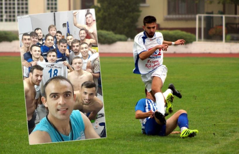 Μεγάλη νίκη με 1-0 για τον Αχιλλέα Νάουσας επί του ΦΑΣ Νάουσας