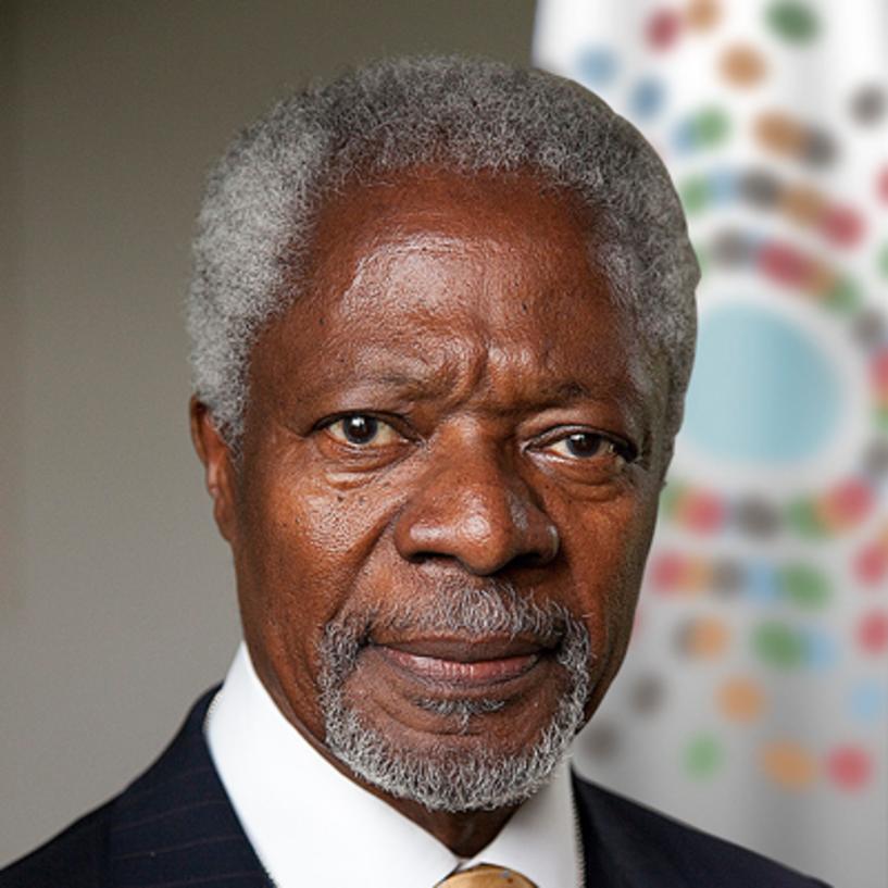 Πέθανε στα 80 του χρόνια ο πρώην γενικός γραμματέας του ΟΗΕ Κόφι Άναν