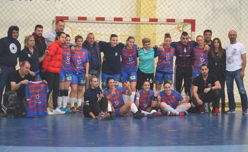 Α1 γυναικών Άνετα η Βέροια 2017 νίκησε την Πυλαία 32-24