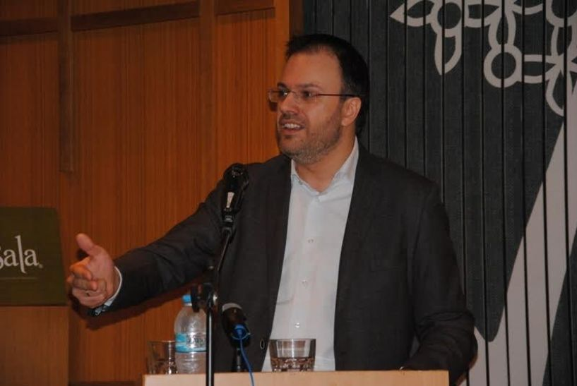 Θ. Θεοχαρόπουλος στην Εληά: Το Κίνημα Αλλαγής θα χαλάσει τα σχέδια της Ν.Δ. και του ΣΥΡΙΖΑ στις προσεχείς εκλογές