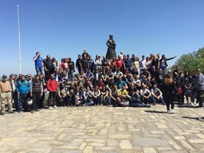 Ξεπέρασε τις προσδοκίες η μάζωξη των Βεσπάκηδων που διοργάνωσε το vespa club Βέροιας