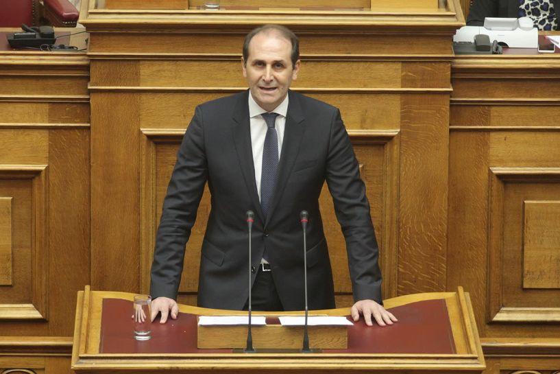Σταϊκούρας, Βεσυρόπουλος, Φορτσάκης: «Οι πολιτικές της Κυβέρνησης  ΣΥΡΙΖΑ - ΑΝΕΛ οδήγησαν σε αναιμικό ρυθμό ανάπτυξης για το 2017»