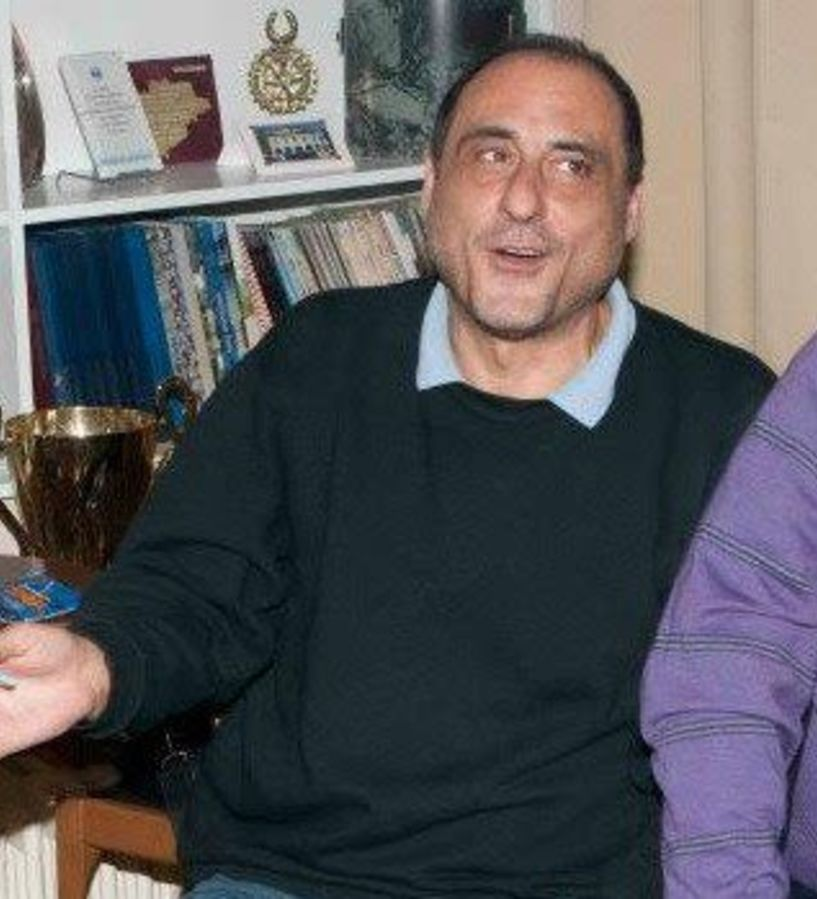 «Έφυγε» αιφνίδια ο Κωστής Βεζερίδης στα 60 του χρόνια