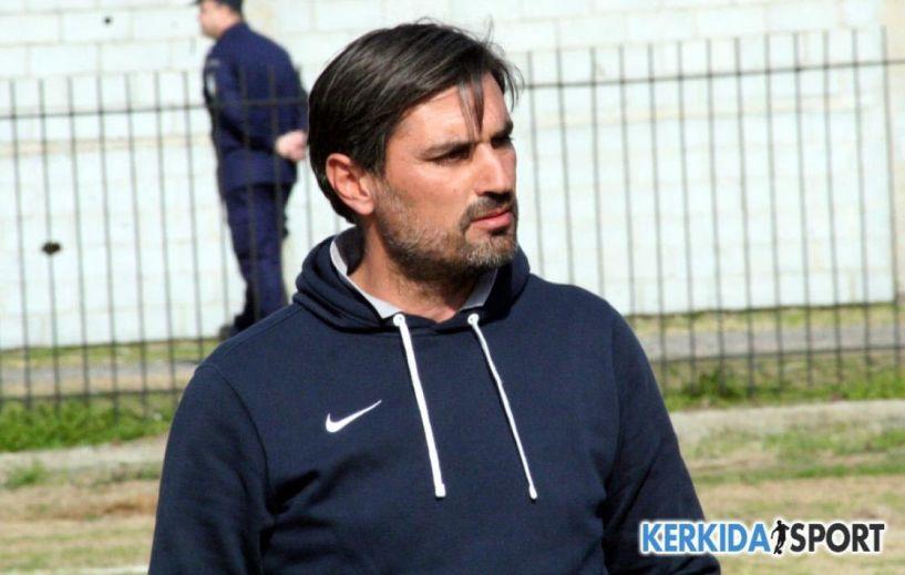 Άστραψε και βρόντηξε ο προπονητής της Νίκης Αγκαθιάς Σταύρος Κωστογλίδης!