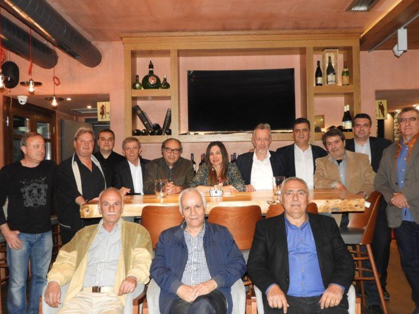 Φιλικές και εγκάρδιες συναντήσεις στη Βέροια είχε η υποψήφια ευρωβουλευτής της Ν.Δ.Βίκυ Φλέσσα