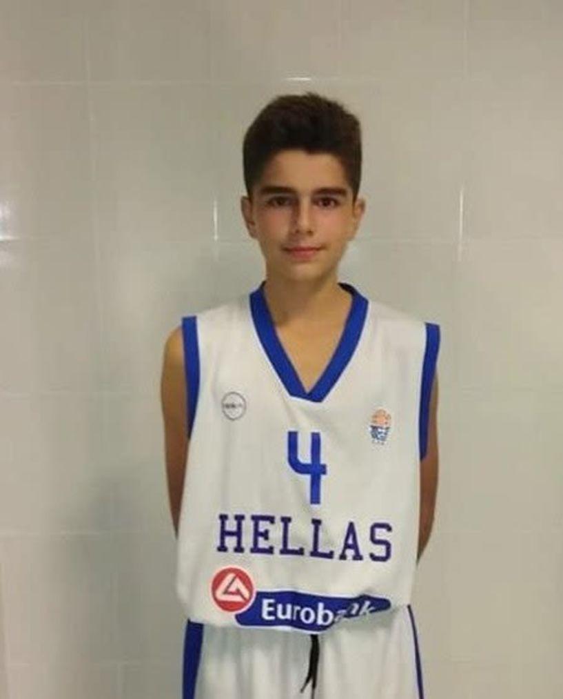 Βασίλης Πουρλίδας: Με μεγάλη επιτυχία στέφθηκε η παρουσία του ταλαντούχου αθλητή στο προπονητικό camp U14 της FIBA EUROPE-ΕΟΚ