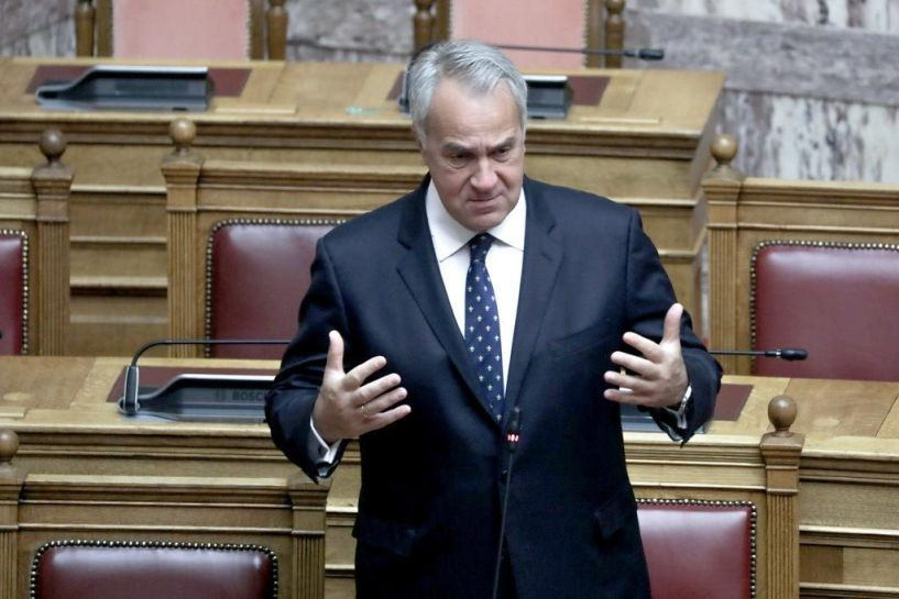 ΥπΑΑΤ, Μάκης Βορίδης στη Βουλή: Ενισχυμένος και αποτελεσματικότερος ο ΕΛΓΑ προς όφελος των Ελλήνων αγροτών