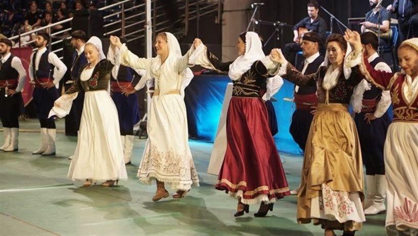 Για πρώτη φορά στη Θεσσαλονίκη το παγκόσμιο αντάμωμα   Καππαδοκών Καραμαλήδων