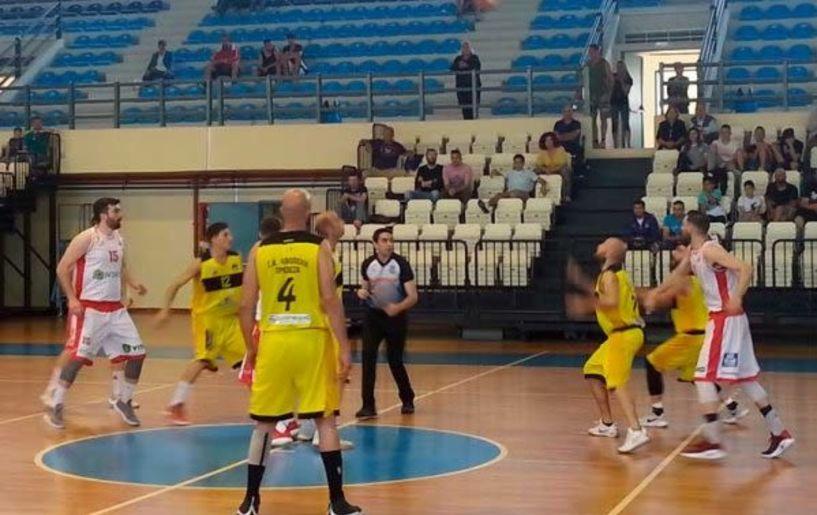 Μπάσκετ Γ' Εθνική. Ήττα του Φιλίππου 66-60 από την Νικόπολη στην Πρέβεζα