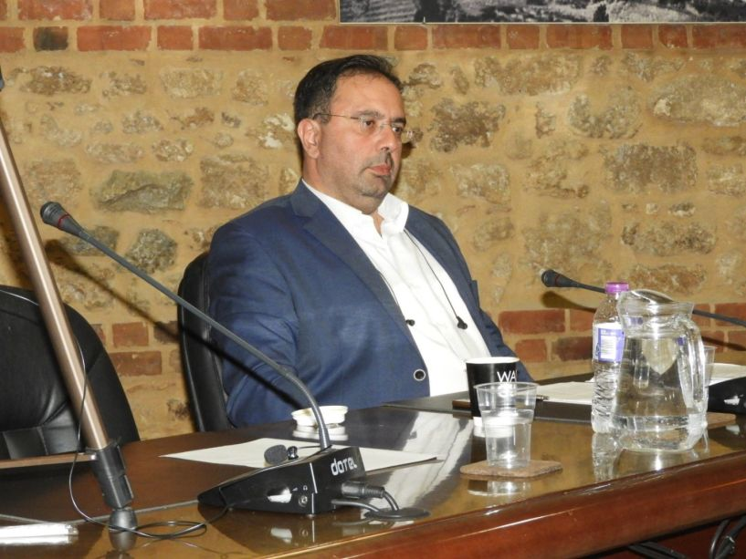 «Πρωινές Σημειώσεις»: Καλή χρονιά και ποδαρικό με τον δήμαρχο Βέροιας για τους στόχους του 2020