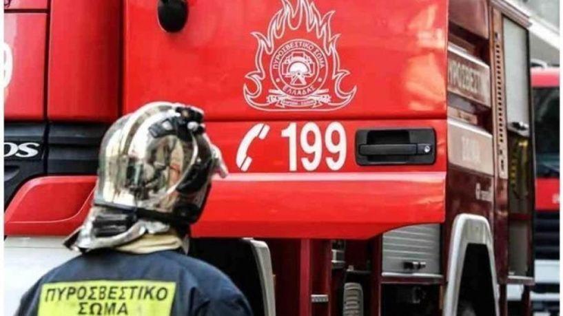 Άμεση η  επέμβαση της Πυροσβεστικής Υπηρεσίας Βέροιας σε δύο χθεσινά περιστατικά