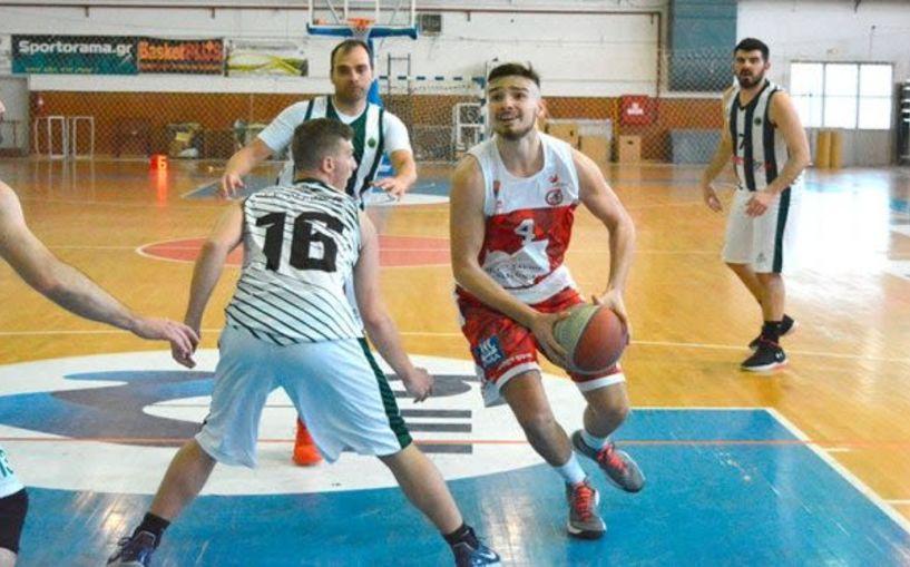 Μπάσκετ Γ' Εθνική. Φίλιππος Βέροιας- ΓΕ Αγρινίου 77-46
